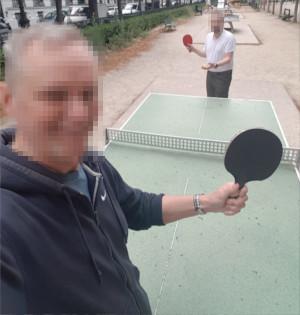 Ping extérieur
